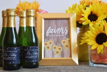 Rustic Bridal Shower Party