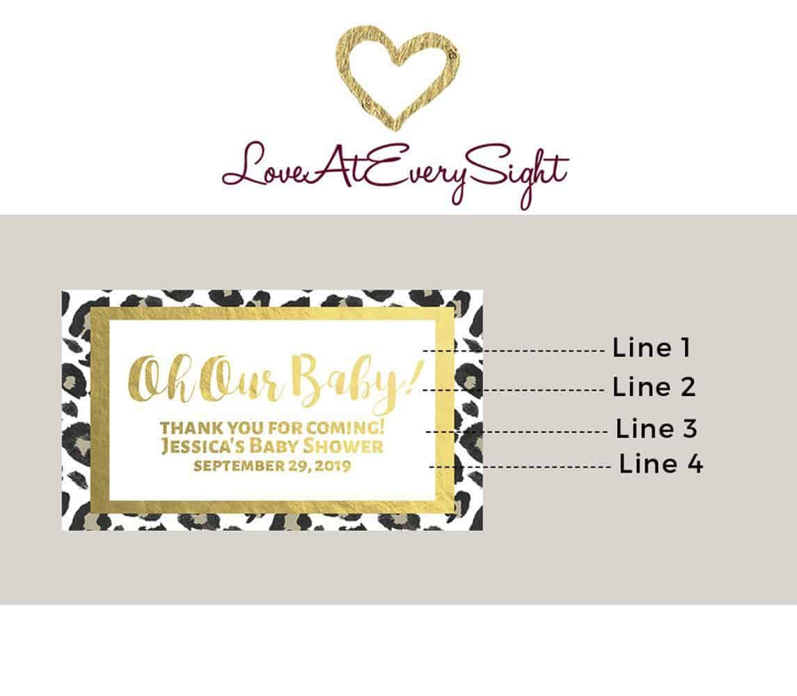 Weatherproof - Party Favors, Thank You Gift and Event Invitations - Set of 8