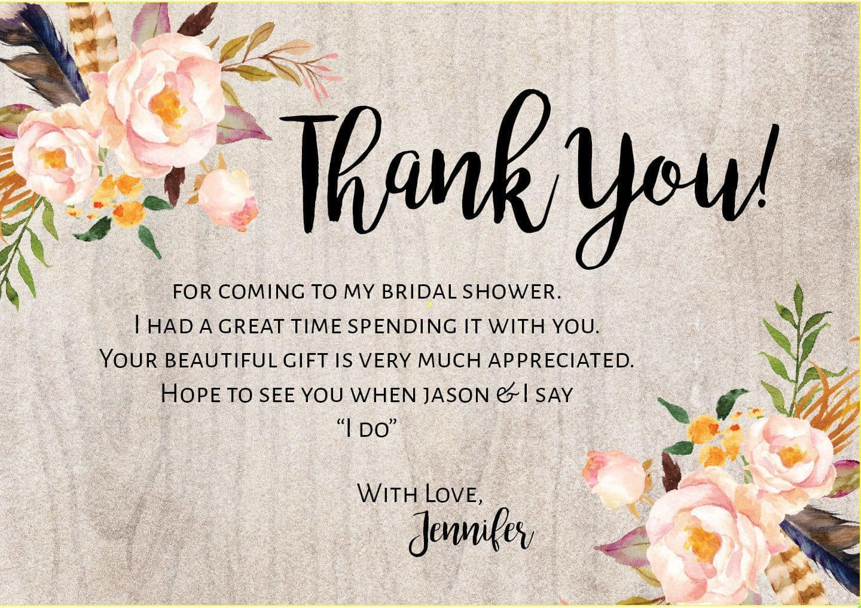 Bridal Shower Invitations, Wedding Shower Invitations, Printable Bridal Shower Invitation, Bohemian Bridal Shower Card