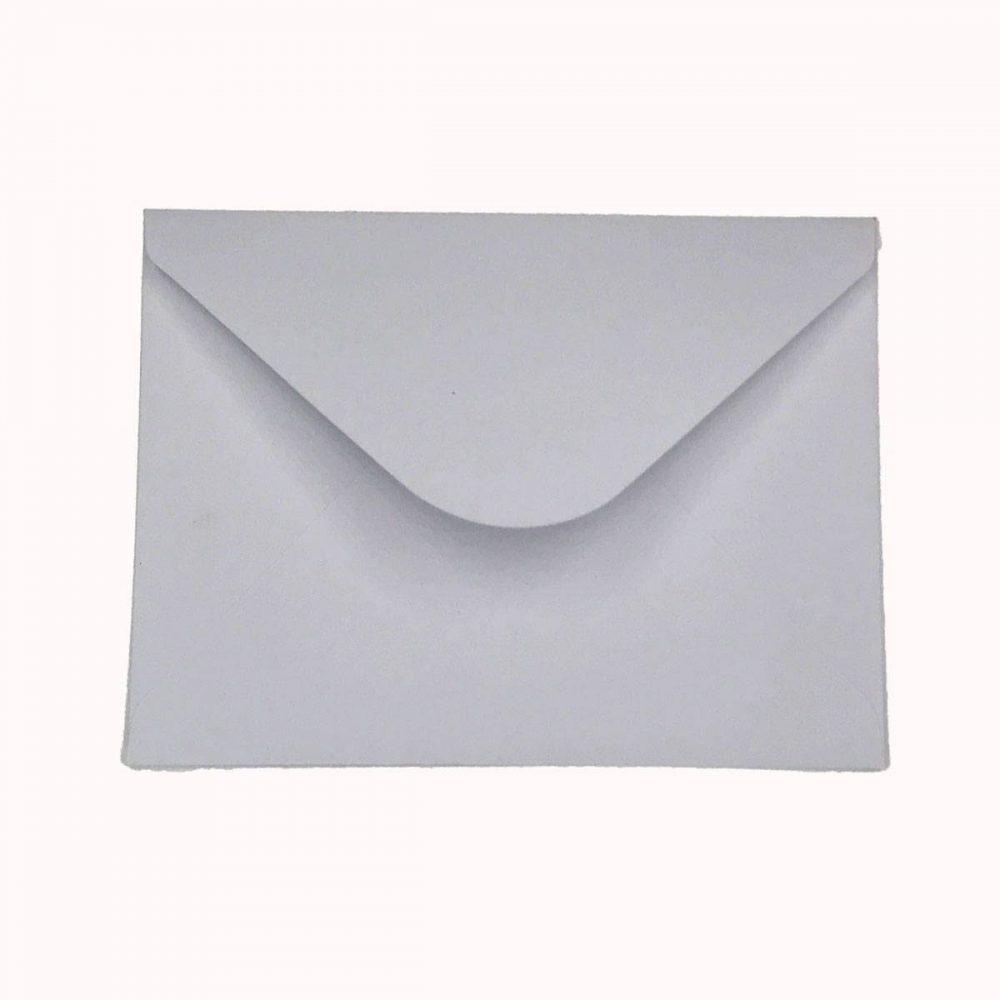 """Pocket Fold Wedding Envelopes 5.5"""" x 7"""" (Matching White Envelopes Included)"""