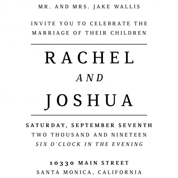 Simple B&W, Wedding Invitation Cards with RSVP postcards Branches, Wedding Invitations, Wedding Sakura, Cheap Wedding Invitations